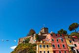 San Terenzo Castle - Liguria Italy
