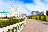 The Cathedral Of Holy Spirit - Symbol Of Minsk, Belarus
