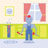 plumber robot1