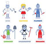 robot professions