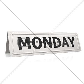 Monday board