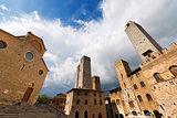 San Gimignano - Siena Tuscany Italy