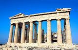 Parthenon on the Acropolis, Athens, Greece