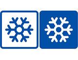snowflake sign