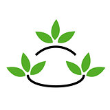 Symbol for ecological balance