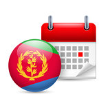 Icon of National Day in Eritrea