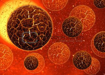 3d cell virus