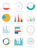 set of infographic Elements