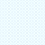 Seamless blue polka dot background