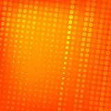 Abstract dotted orange background