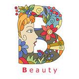 Letter B - Beauty