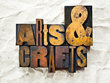 Arts & Crafts Letterpress