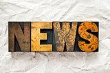 News Letterpress
