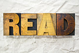 Read Letterpress