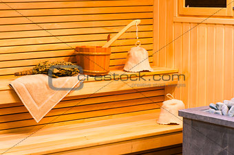 attributes for paired procedures in the sauna