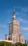 Palace of Culture in Warsaw, Poland