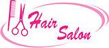 hair salon sign