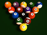 Pool/Billiard Balls