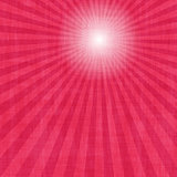 Pink rays background