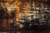 rusty abstract background