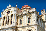 Cathedral of Saint Minas in Heraklion, Crete