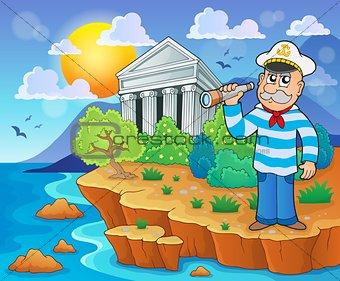 Greek theme image 4