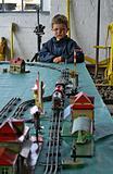 the railroadman passion