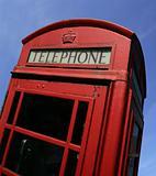 British call box