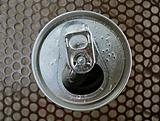 top of can bottle