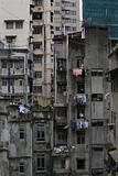 Hong Kong urban decay