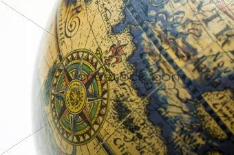 Old-style globe