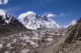 Glacier Gangotri, India