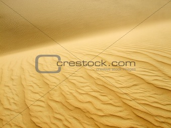 Sand waves