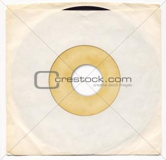 45rpm Vinyl Record in Sleeve