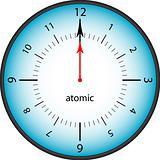 clock. atomic. clock