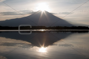 Diamond Fuji II