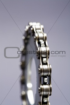 gear with chain