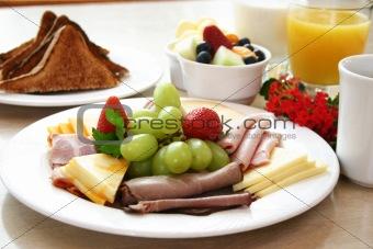 Breakfast Series - Protein platter