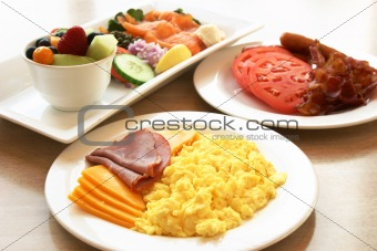 Breakfast Series - Power Breakfast