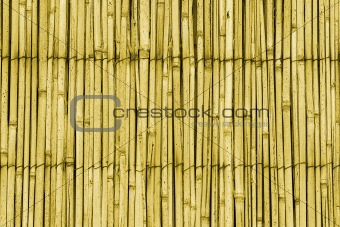 Cane Roof Pattern