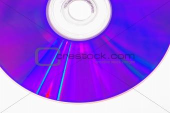 CD or DVD