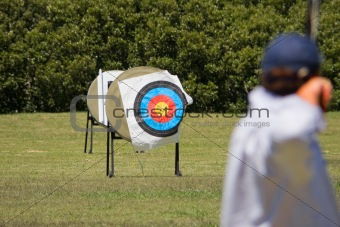 Archer and Target