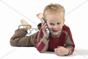 Calling Grandpa 3