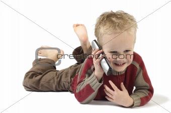 Calling Grandpa 4