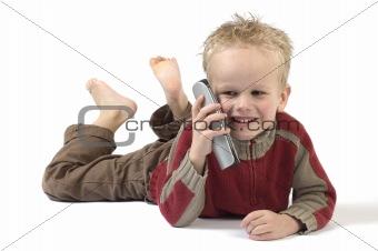 Calling Grandpa 5