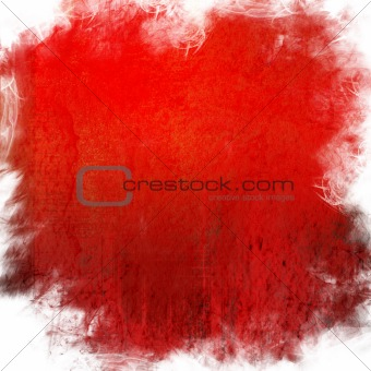 Abstract grunge background frame