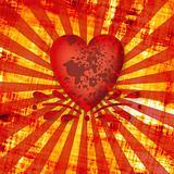 Grungy Heart