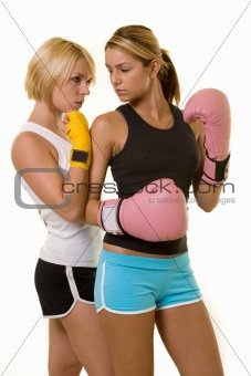 Boxing opponents