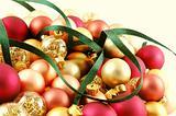 Ornaments & Ribbon