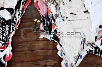 Torn Posters